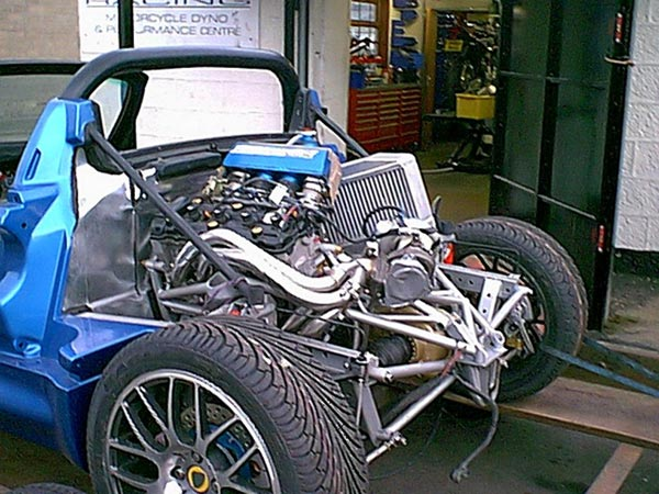 Track Electronics Bike Enginned Cars